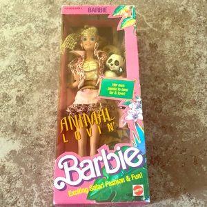 1988 Animal Lovin' Barbie